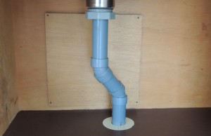 排水管の修理