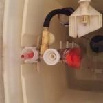 トイレタンク内部品交換