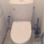新しいトイレ 便器・タンク