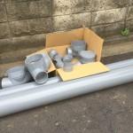 排水管の工事に必要な部材
