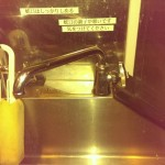 古い単水栓