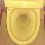 トイレの詰まりが解消