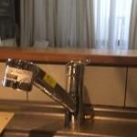 新しいキッチン蛇口