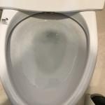 トイレが詰まている