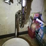 新しい洗面Sトラップ
