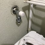古い洗濯蛇口