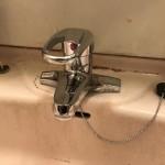 新しい洗面