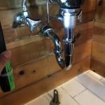 新しい洗面Pトラップ