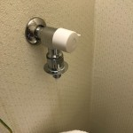 新しい洗濯蛇口